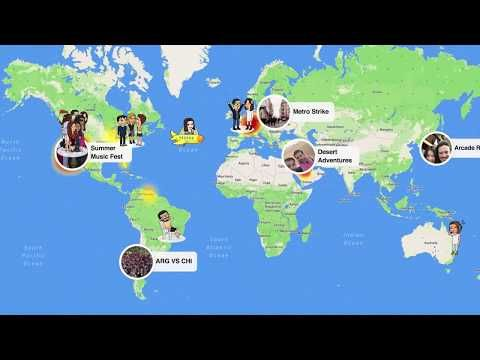 Learn about The Snap Map is another way to stalk your pals in real time http://ift.tt/2sTXv9h on www.Service.fit - Specialised Service Consultants.