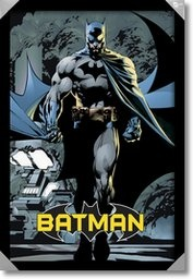 96 best personal batman images on pinterest dark knight comic art 1 x batman comic poster the dark knight walking at night attack size fandeluxe Gallery