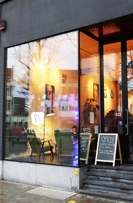 New - Viggo's Antwerpen - koffiebar, De Coninckplein