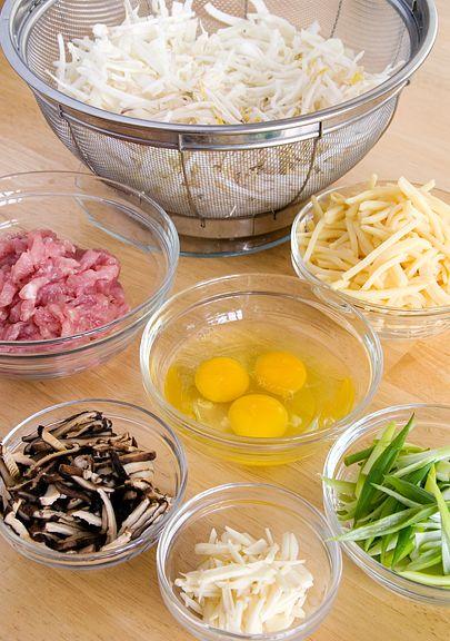 chinese mu shu pork recipe | use real butter