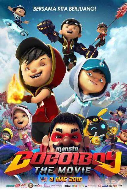 Full Movie Watch 7: BoBoiBoy The Movie DVDRip Full Movie 720p