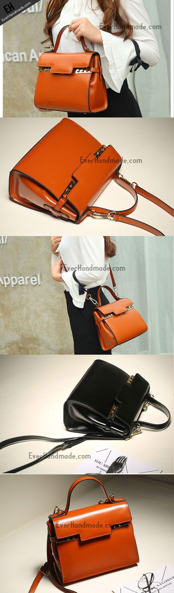 Genuine Leather crossbodybag handbag shoulder bag for women