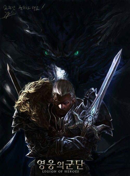 Legion of hero's Rideran