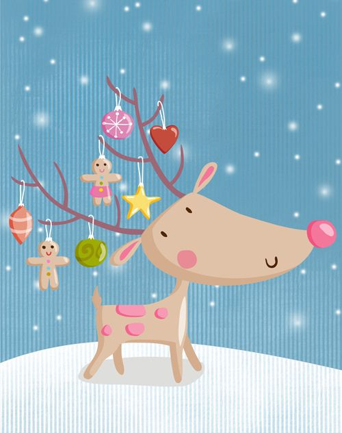 New Christmas card by dada's place, via Flickr