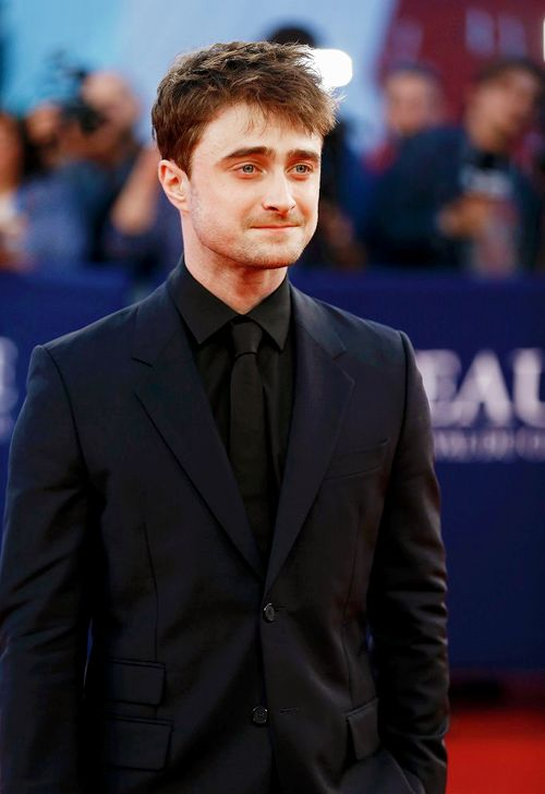 250 best daniel radcliffe images on pinterest daniel radcliffe daniel radcliffe attends the imperium premiere during the 42nd deauville american film festival on urtaz Choice Image