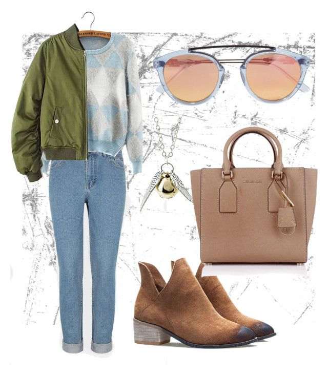 On every day by zuxrav on Polyvore featuring polyvore, fashion, style, Michael Kors, Westward Leaning and clothing