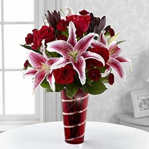 The FTD® Lasting Romance® Bouquet Phoenix florist - flowers Phoenix, AZ, 85034 | Arizona Fresh Flowers 602-507-4200 $59.99