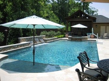 17 best images about baja shelf pool gigs on pinterest for Pool design new orleans