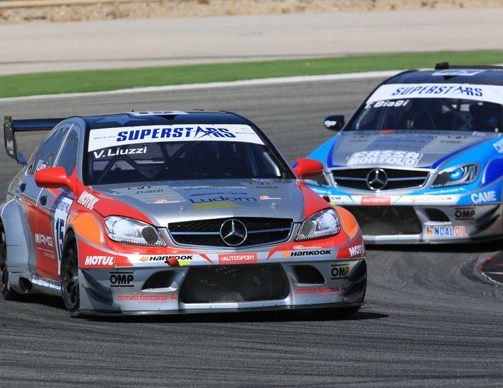 SCOOP! Cipriani e l'Hartmann Racing con le Mercedes in EuroV8!