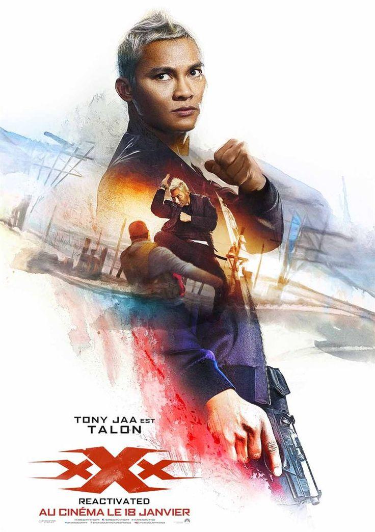 Tony Jaa as Talon