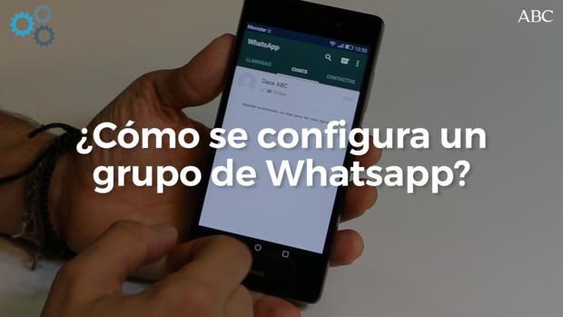 WhatsApp: ¿cómo se configuran y silencian los grupos? WhatsApp ha sustituido las conversaciones en grupo que, antes, se practicaban en otros foros. Ahora, la aplicación capitaliza gran parte de los mensa... http://sientemendoza.com/2016/11/18/whatsapp-como-se-configuran-y-silencian-los-grupos/