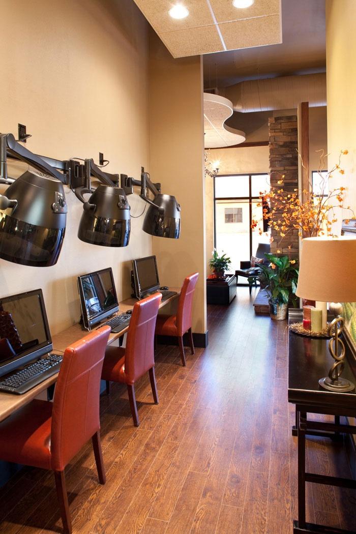Nail Salon Services In Mansfield Tx Texas: Best 25+ Salon Waiting Area Ideas On Pinterest