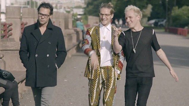 The cast of Made in Chelsea give us a musical preview of the next upcoming area of the London super rich 'reality' show.