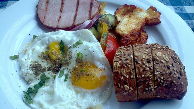 Cyprus Breakfast at Kanella
