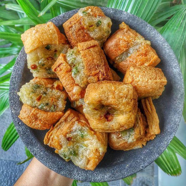 Resep Tahu Pletok Tahu Aci Mantul Banget Gaan Resep Spesial Resep Tahu Makanan Dan Minuman Resep