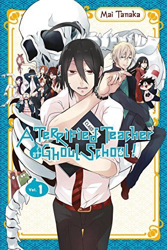 A Terrified Teacher at Ghoul School!, Vol. 1  Rookie teacher Haruaki Abe is as cowardly as they come. It's hard enough for him to handle human students without whimpering-and now he's going to be teaching at a school full of monsters?! It's a classroom of horrors for Haruaki, as his mischievous students use every means at their disposal to prank him! Will this poor teacher be able to get his group of ghouls under control, or is this class destined for fail