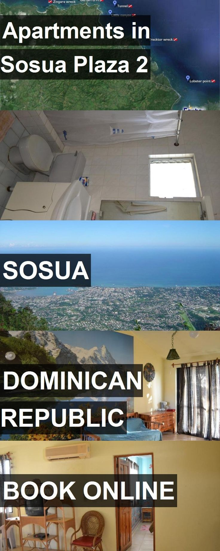 Hotel Apartments in Sosua Plaza 2 in Sosua, Dominican Republic. For more information, photos, reviews and best prices please follow the link. #DominicanRepublic #Sosua #ApartmentsinSosuaPlaza2 #hotel #travel #vacation