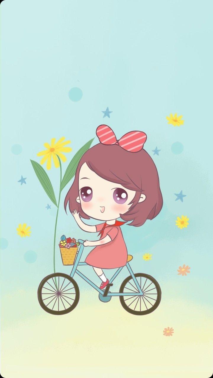 Pin By غغغغ On Cartoon Cute Drawings Cute Wallpapers Font Art