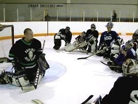 Avoid Common Hockey Goalie Mistakes With Goaltending Tips From Jim Park Goalie School In Toronto - Read more: http://www.fslocal.com/toronto/blog/2012-11/hockey-goaltending-tips-from-toronto-jim-park-goalie-school/
