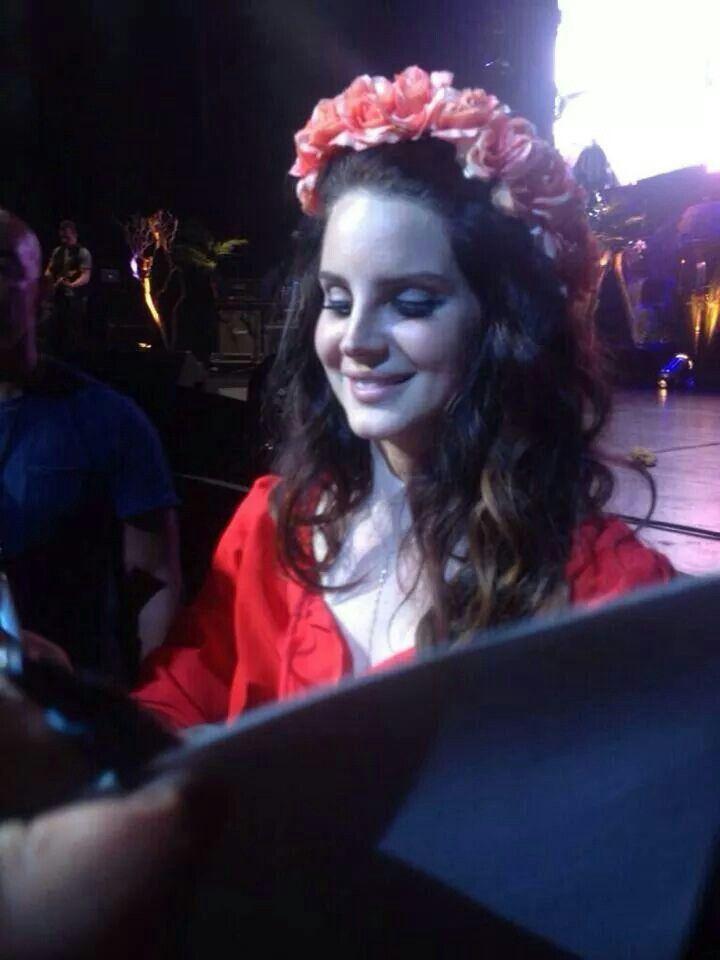Lana Del Rey in Dallas