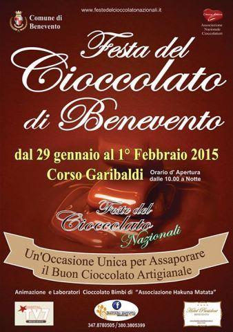 Feste Del Cioccolato