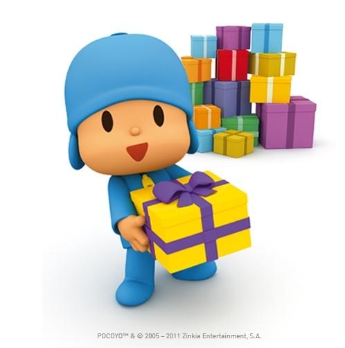 pocoyo gift