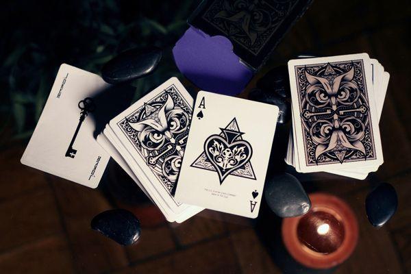 Altruism Playing Cards Design & Logo 6