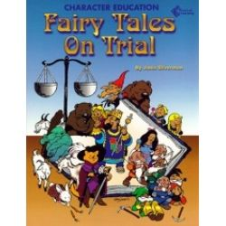 """Students discover a unique way to determine the fine line between """"doing wrong"""" and """"crime."""" They """"study"""" character education by """"doing"""" - using fairy tales and simulating investigation and trials. The activities challenge students as they use all language arts skills: critical reading, analytical thinking and writing, speaking and drama.    Use with the entire class, choosing an appropriate case by its complexity and appropriate level of challenge. The class creates all elements of a case…"""