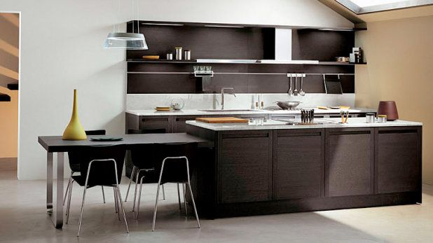 128 best images about las mejores ideas para una cocina on black and red kitchen design cool black white floor tiles