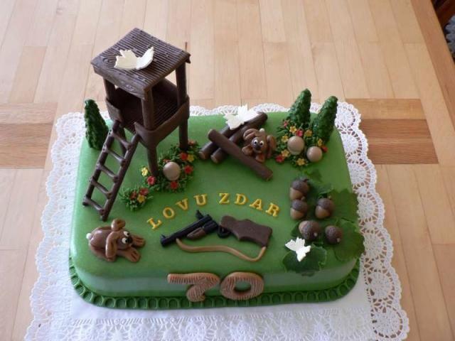 Birthday Cake For Boys In Hert