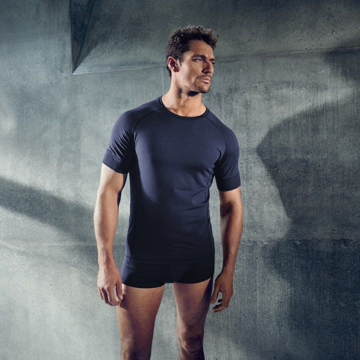 David Gandy / Marks & Spencer Loungewear - Spring/Summer 2016