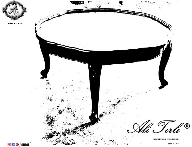 Size özel tasarımlar...   Ali Tırlı İnteriors Furniture   Doria Orta Sehpa #alitirli #versace #qatar #architecture #home #mimar #burjkhalifa #livingroomdecor #sehpa #chair #textiles #vakko #evtekstili #epengle #homeinterior #interiors #ortasehpa #classic #furniture #evdekorasyonu #clarkeandclarke #mobilya #perde #holiday #decorative #art #luxury #interiorsdesign