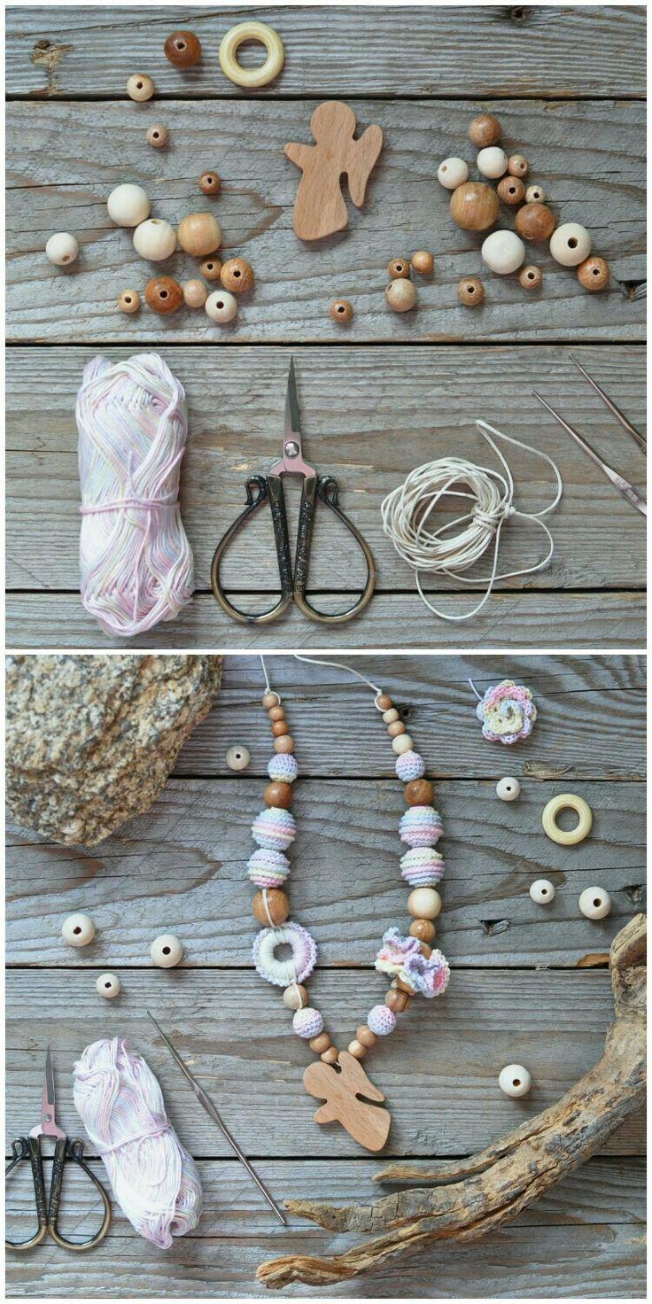 Слингобусы, кормительные бусы, прорезывание зубов. Малышам и мамам. Teething toy, nursing necklace, wooden beads.