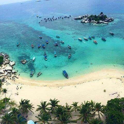 Lengkuas Island, Bangka Belitung