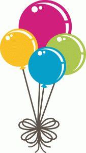 View Design #43446: shiny balloons