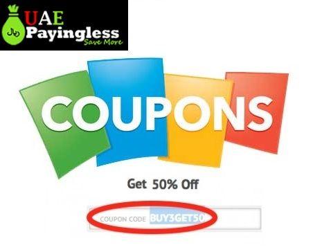 free coupons uae