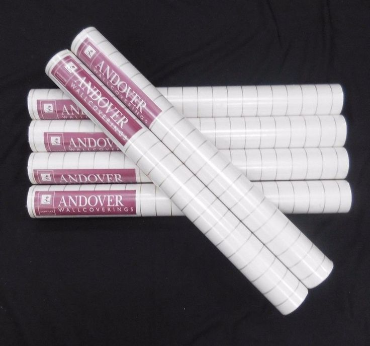Gold Stripe on White Background Wallpaper  #35880 (Lot of 6 Double Rolls) #Andover