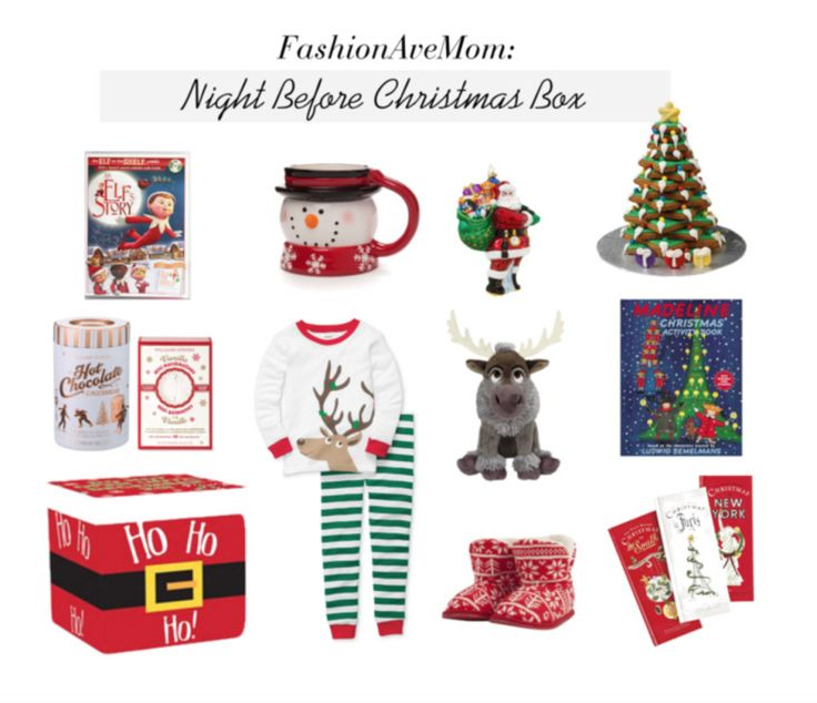 Pics Of Christmas Things 25+ best night before christmas box ideas on pinterest | night