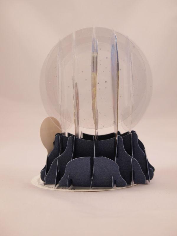 New Souvenir foldable 3D Snow domes Great Barrier Reef Australia Christmas card | eBay