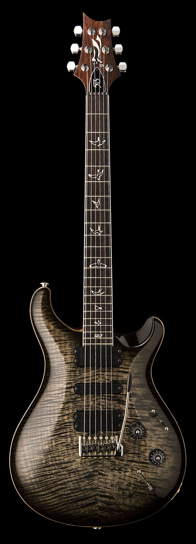 Paul Reed Smith Guitars 25th Anniversary 513 Charcoal Burst