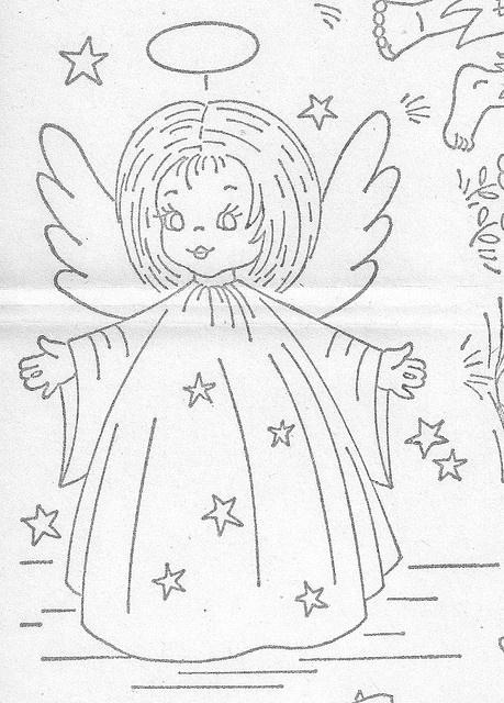 WB July 1974 December angel by vintagekitchenkitsch, via Flickr