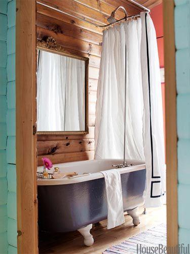 33 Best Outdoor Clawfoot Bathtub Images On Pinterest