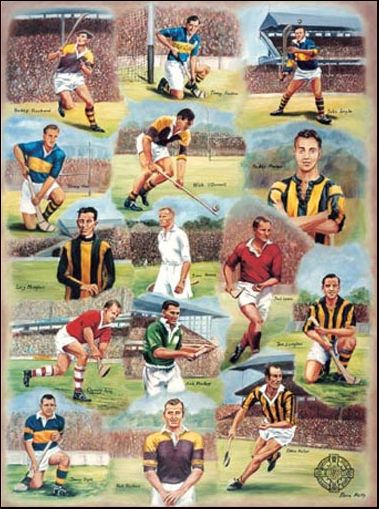 Wanna see the best hurling teams of the century or the team of the millennium what do you think of our team since the turn of the century? http://hurling24.com/20-century-teammillennium-team21-century-team/