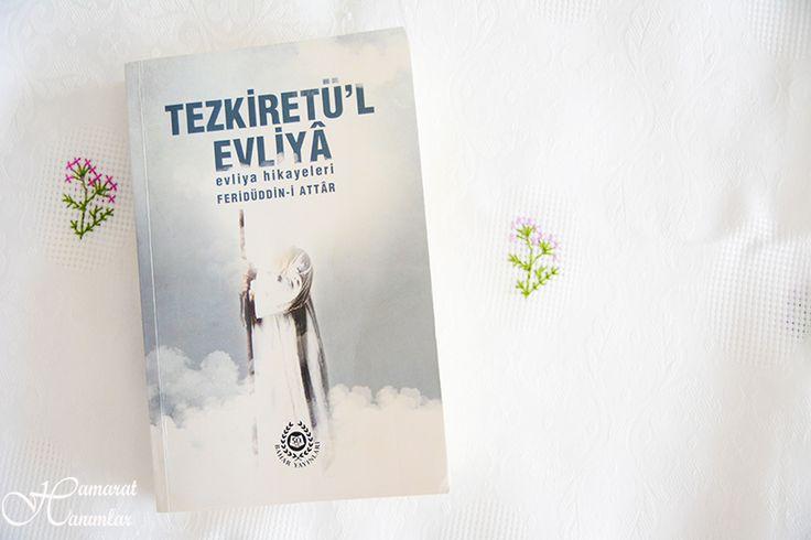 Feridüddin i Attar & Tezkiretül Evliya eseri yazısı blogda. http://www.hamarathanimlar.com/okudugum-kitaplar/item/234-kitap-onerileri-feriduddin-i-attar-tezkiretul-evliya.html