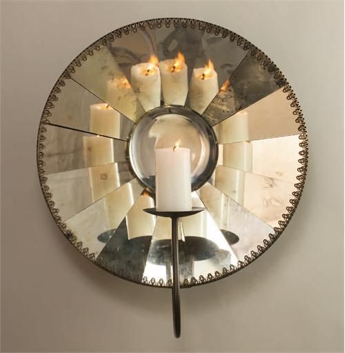 Traditional Wall Sconce from The Urban Electric Co.
