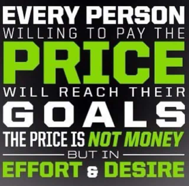 You can't reach your goals without putting in all you've got! You gotta want it bad! Lose weight Ask me how! 980-239-4068 #herba_live2bfit