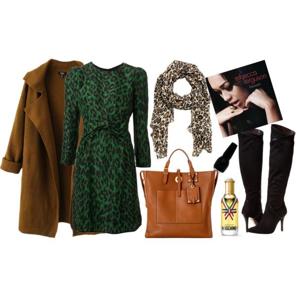 9 spring by anna-ibraeva on Polyvore featuring мода, Marc Jacobs, Chicnova Fashion, Report, Valentino, H&M and Moschino