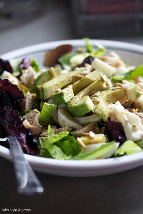 Appetizing salad - good photo