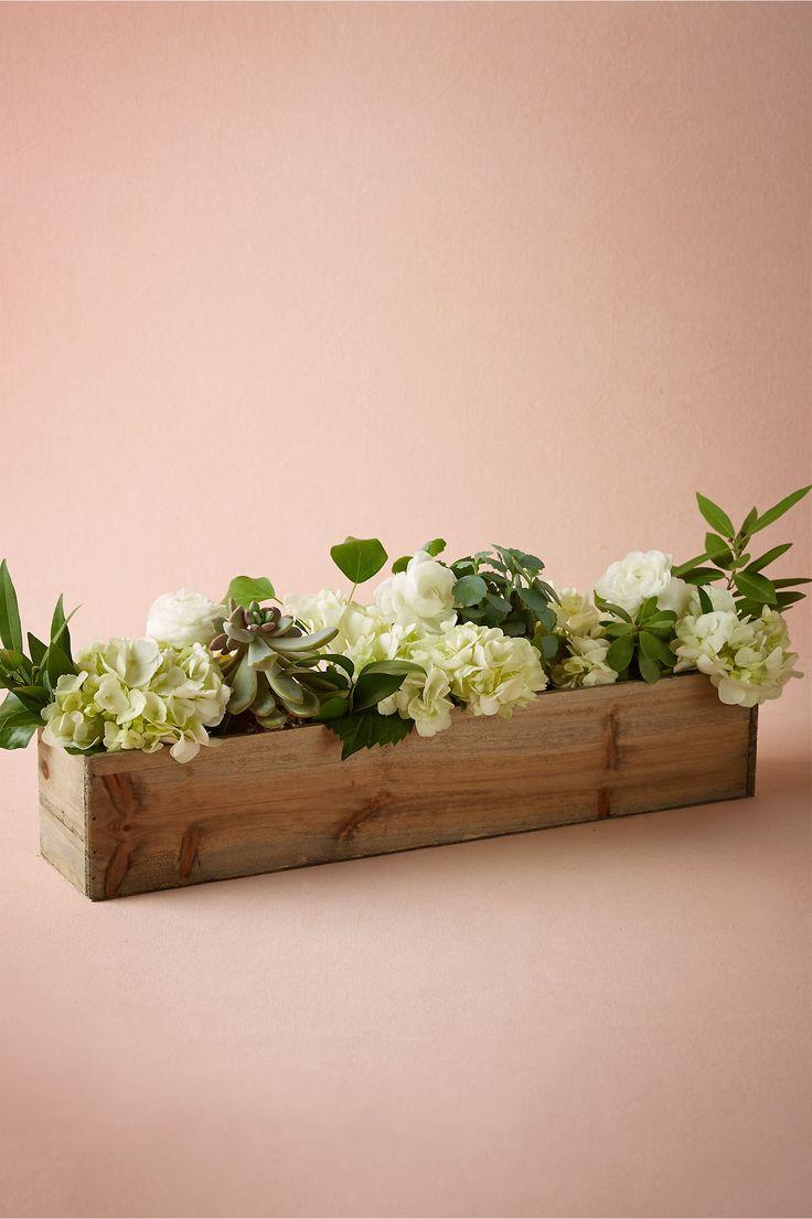 Best planter box centerpiece ideas on pinterest diy