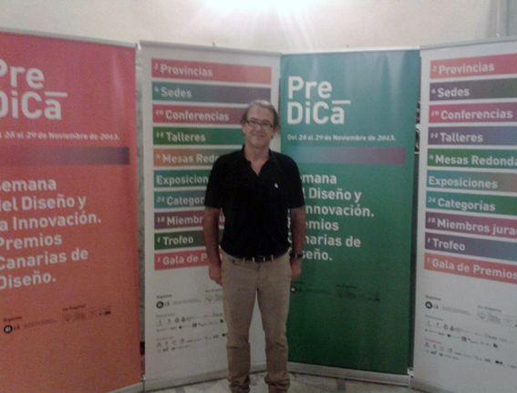 Premios Canarias de Diseño 2013. Álvarodehados obtuvo el 1ºPremio diseño Industrial, categoría oro 2013.